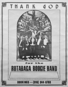 Thank God for the Rutabaga Boogie Band